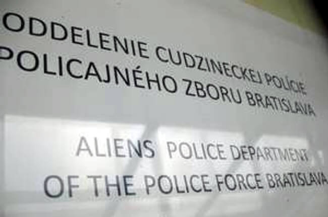 Bureau Of Border And Foreign Police Of The Presidium Of The Police Force Has Informed That: